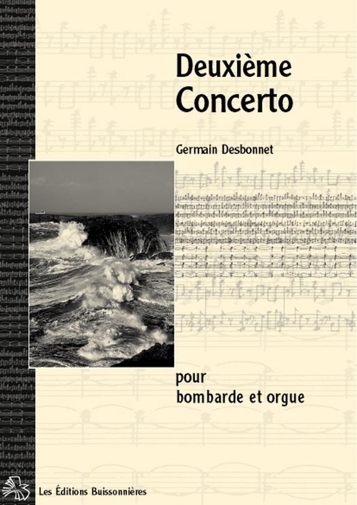 Desbonnet - Premier Concerto Pour Bombarde Et Orgue