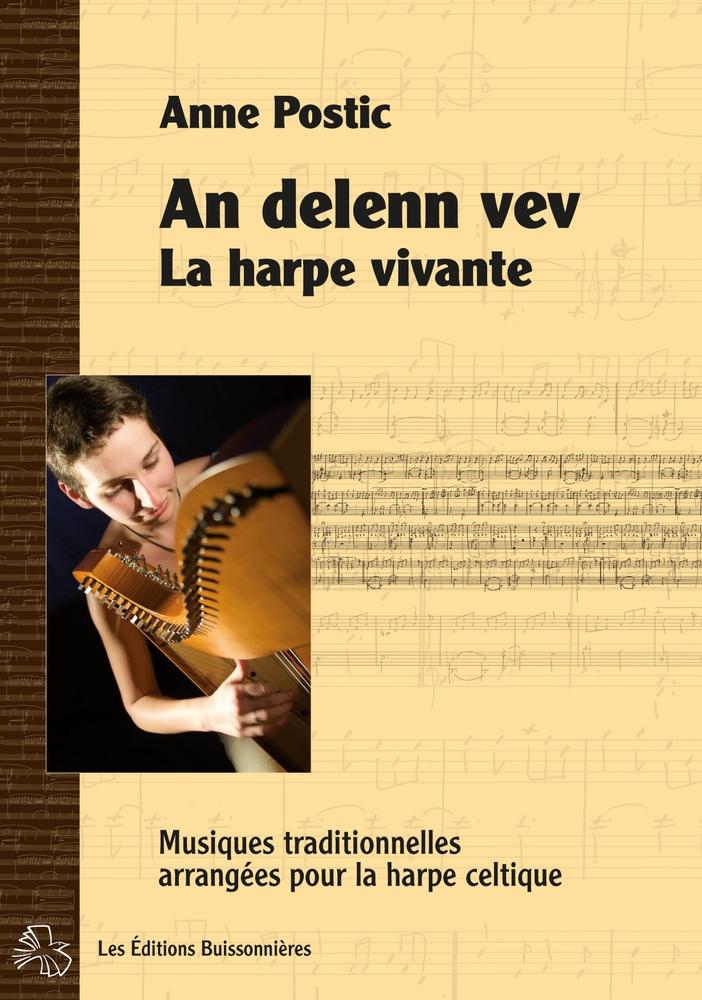 Postic A. - An Delenn Vev, La Harpe Vivante - Harpe