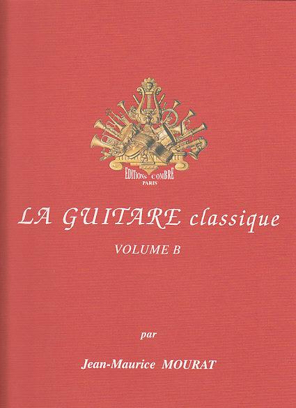 Mourat Jean-maurice - La Guitare Classique Vol.b
