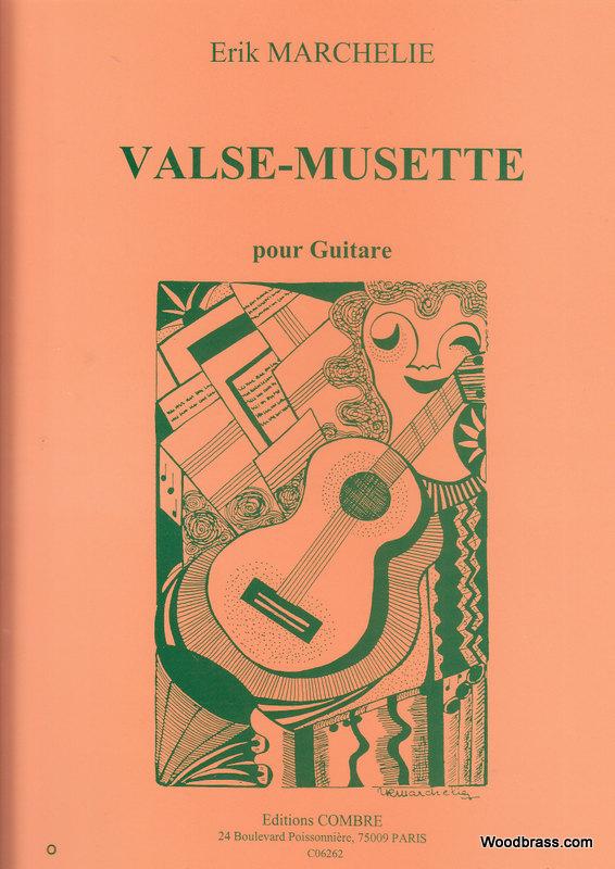 Marchelie Erik - Valse - Musette - Guitare