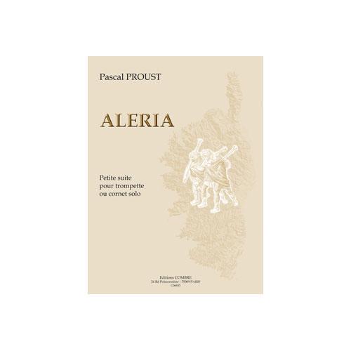 Proust Pascal - Aleria - Trompette Ou Cornet Solo