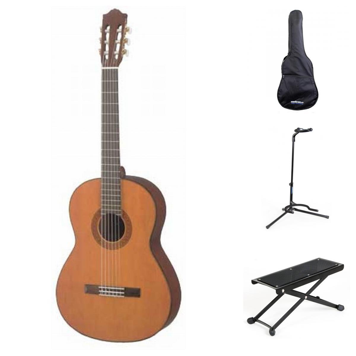 Yamaha Etude C70 + Accessoires : Guitares Classiques ...