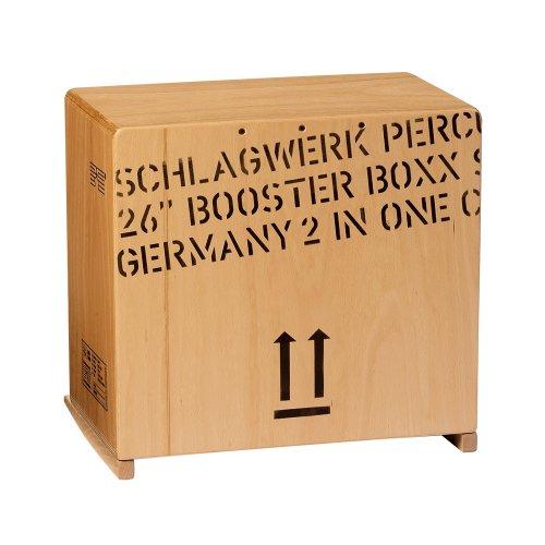 Schlagwerk Bass 2inone Bc 460 Booster-boxx -