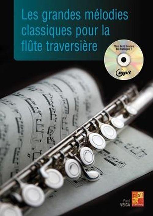 Grandes Melodies Classiques Pour La Flute