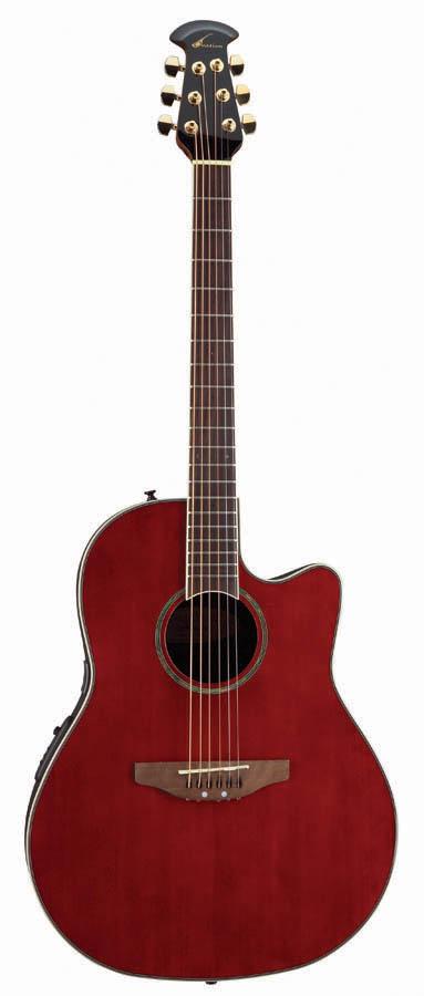 Guitare ovation celebrity cc24
