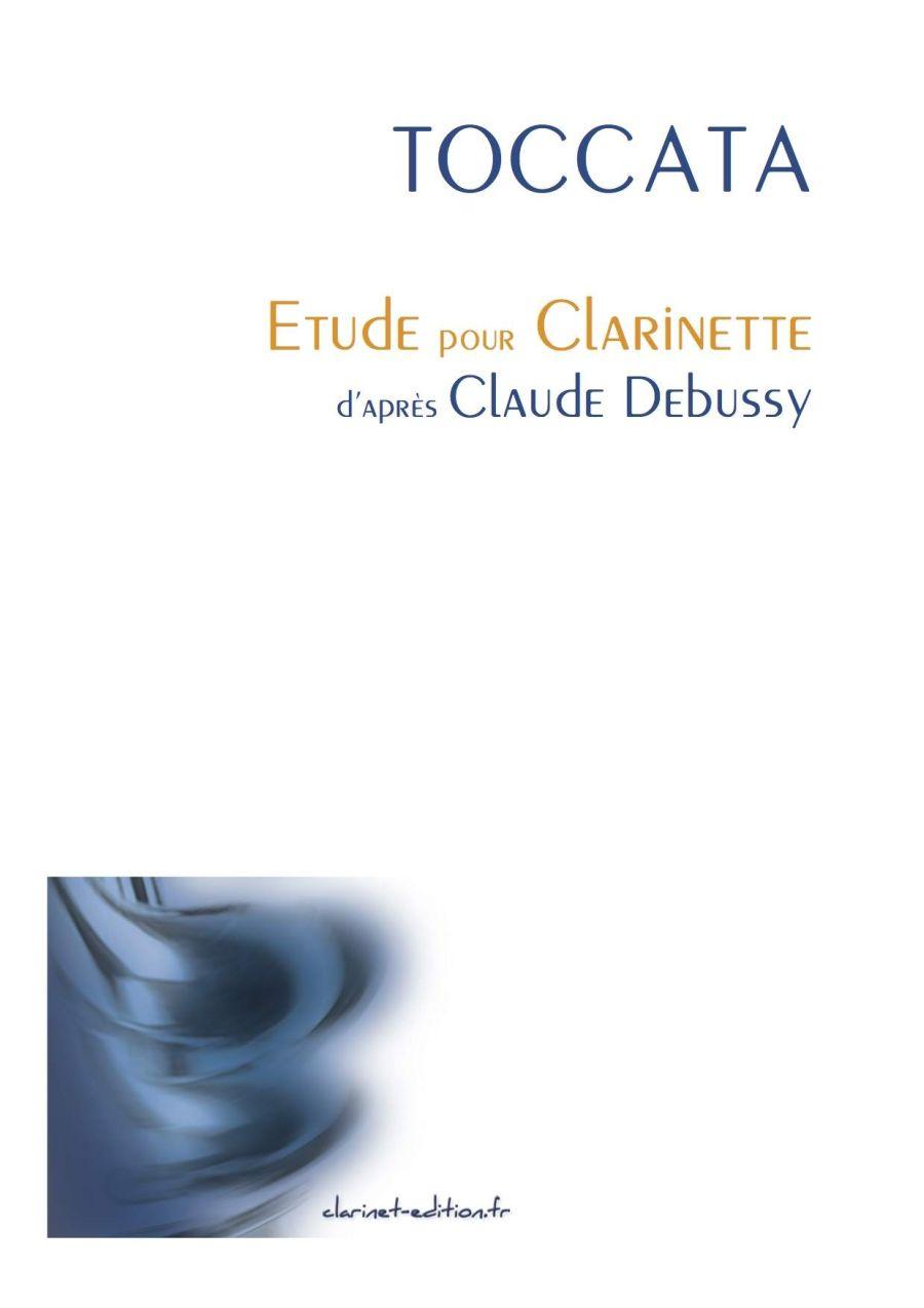 Debussy C. - Toccata - Clarinette Solo