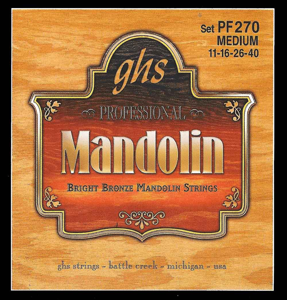 Ghs Mandoline Bright Bronze Medium 11-16-26-40