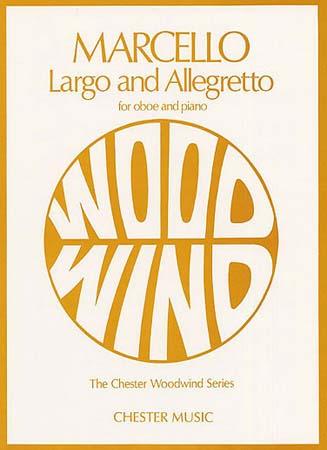 Marcello Benedetto - Largo And Allegretto - Hautbois and Piano