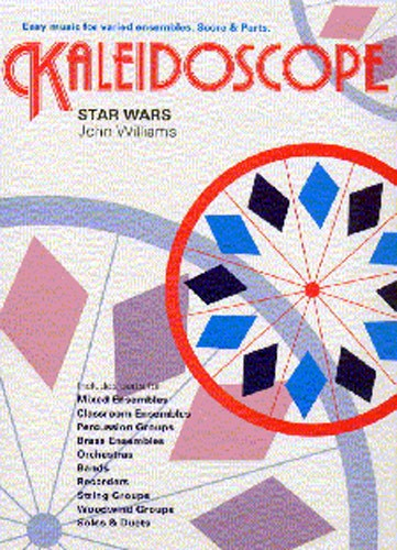 John Williams - Kaleidscope. 12. Main Title Theme From Star Wars - Ensemble