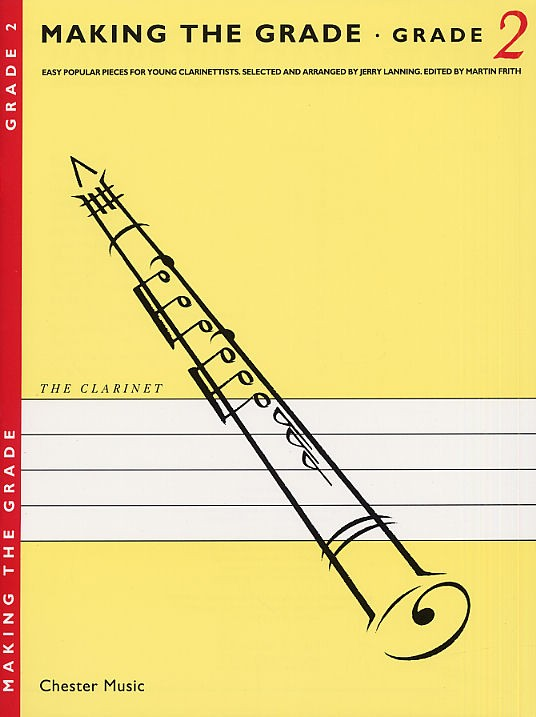Making The Grade Grade Two - Clarinet