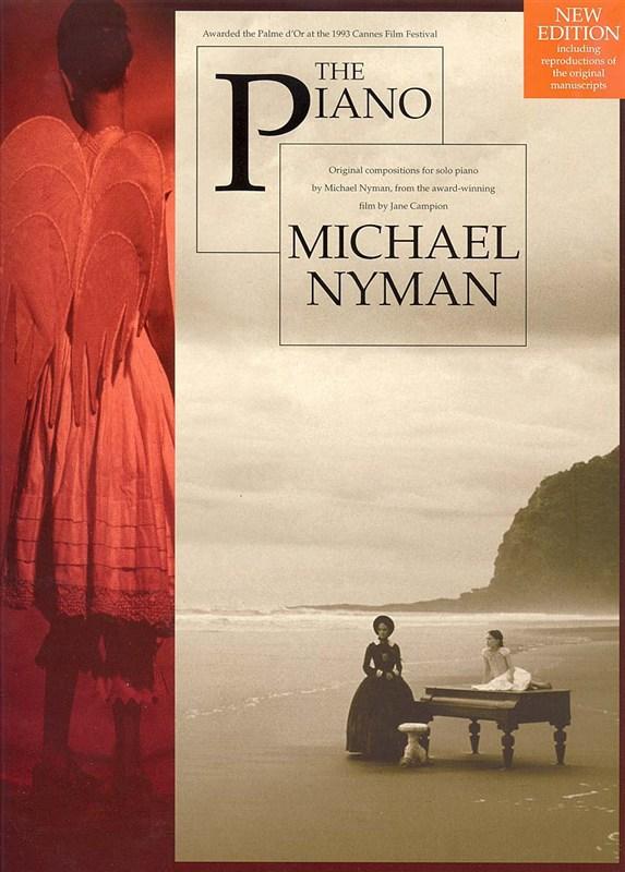 Michael Nyman - La Leçon De Piano - Piano Solo