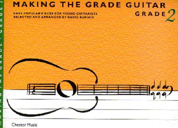 Making The Grade Grade Two - Guitar