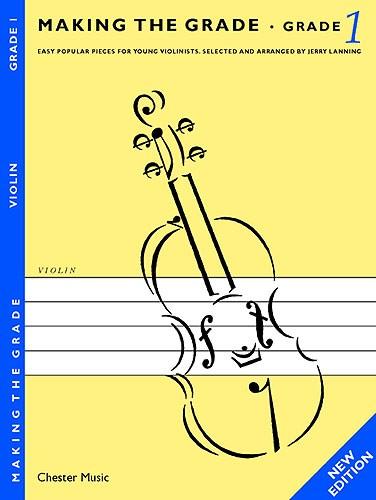 Making The Grade Grade One Revised Edition - Violin