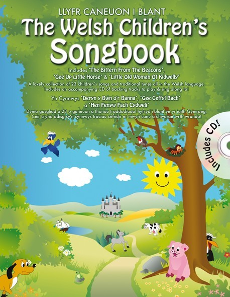 BLANT - THE WELSH CHILDREN'S SONGBOOK - PIANO SOLO