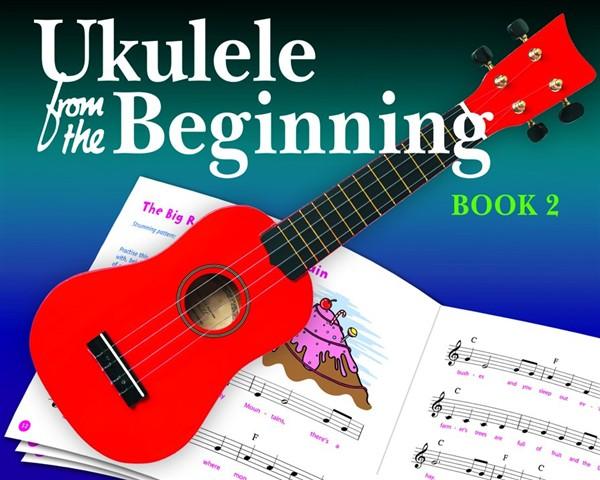 Wise publications ukulele from the beginning book 2 ukulele