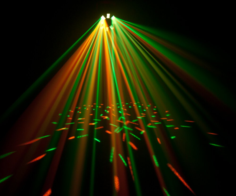 Party Lights Leds Effects Chauvet Minilaser Star Swarm Led Effect Light Rgba P109104 on chauvet mini laser