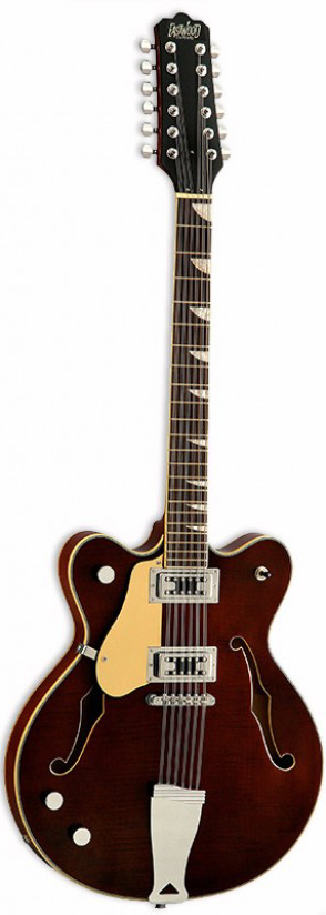 Eastwood Gaucher Classic 12 Walnut