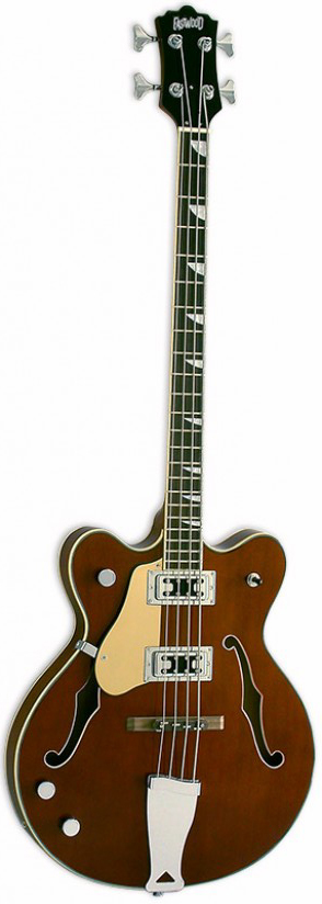 Eastwood Gaucher Classic 4 Walnut