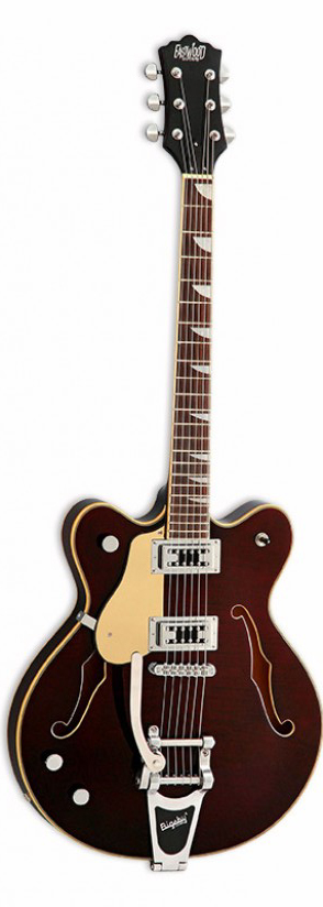 Eastwood Gaucher Classic 6 Dlx Walnut