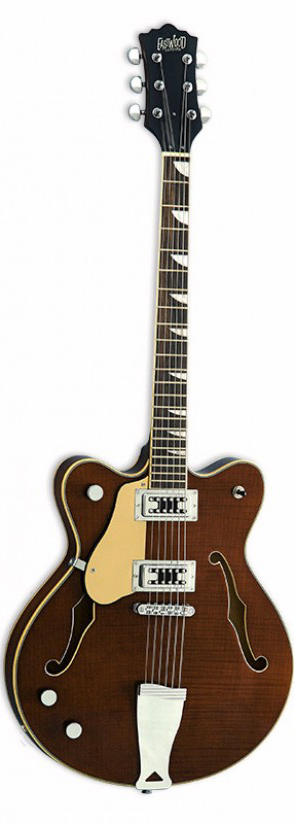 Eastwood Gaucher Classic 6 Walnut