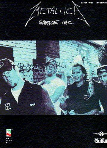 Play It Like It Is Guitar Metallica Garage Inc. - Guitar Tab