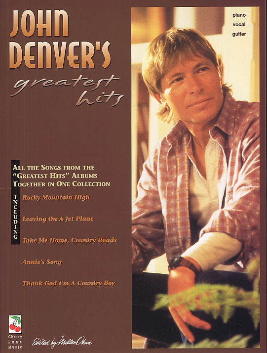 JOHN DENVER'S GREATEST HITS - PVG