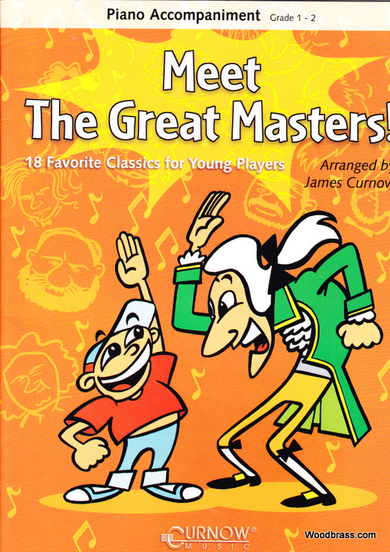 James - Meet The Great Masters - Piano Accompaniment