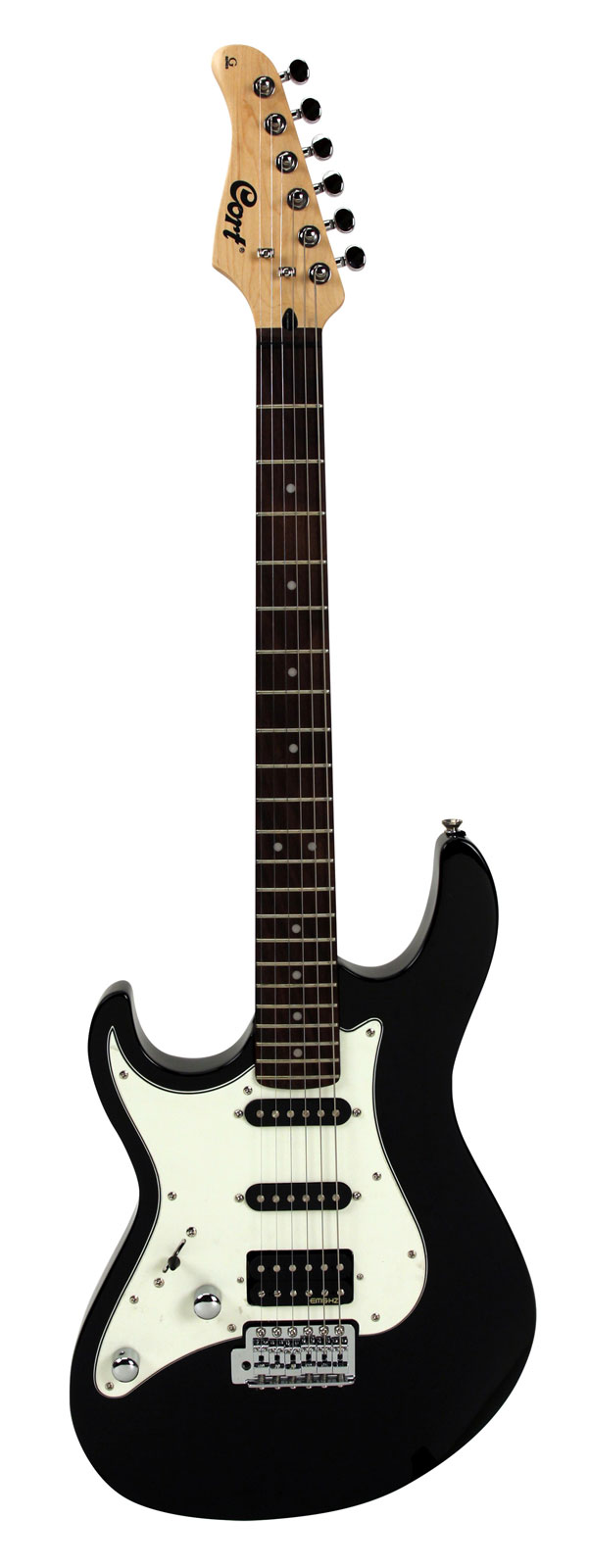 Cort Gaucher G220 Black Gloss