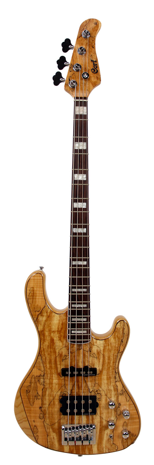 Cort Gb4 Custom Natural Gloss