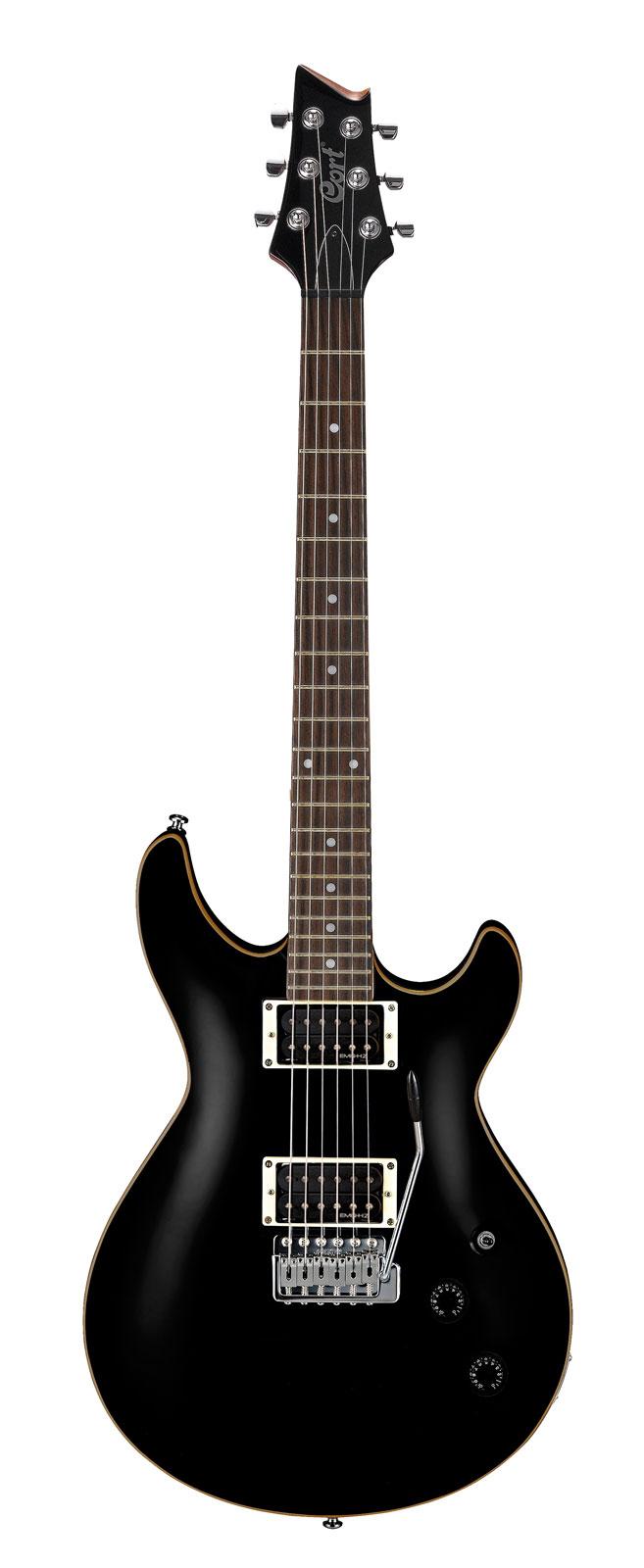 Cort M500t Black Satin