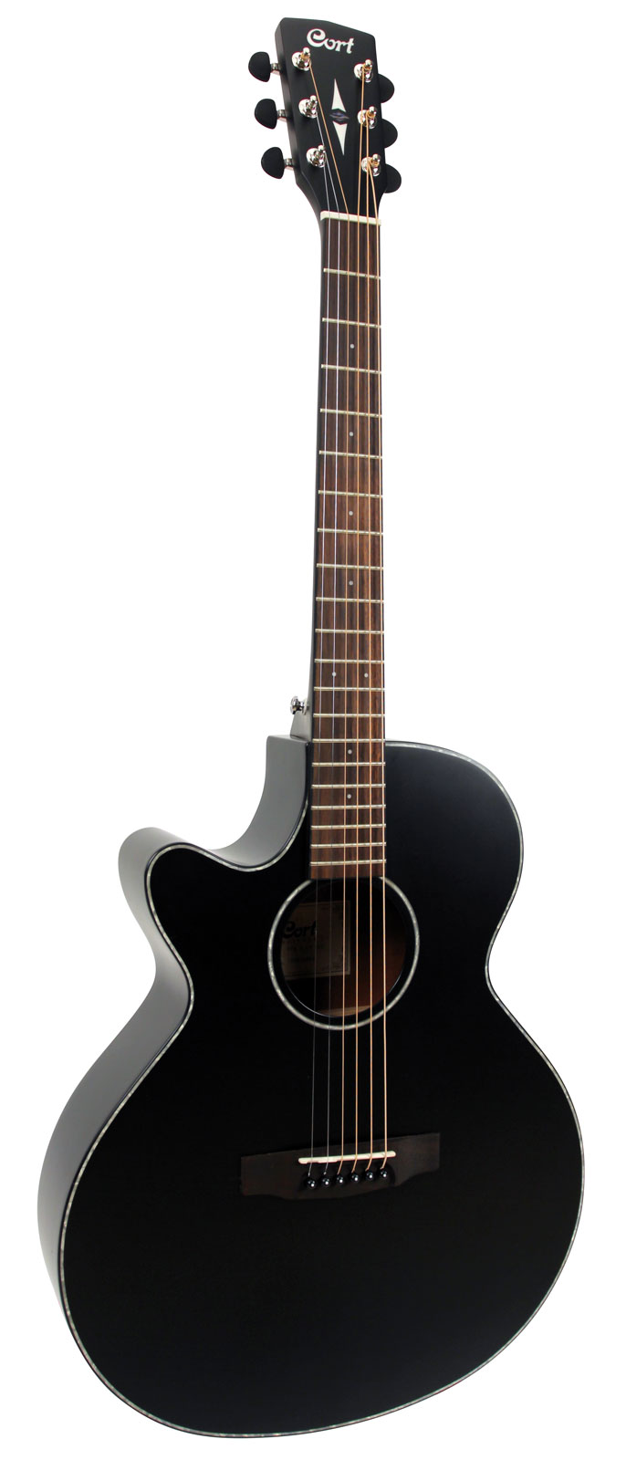 Cort Gaucher Sfx-e Black Satin