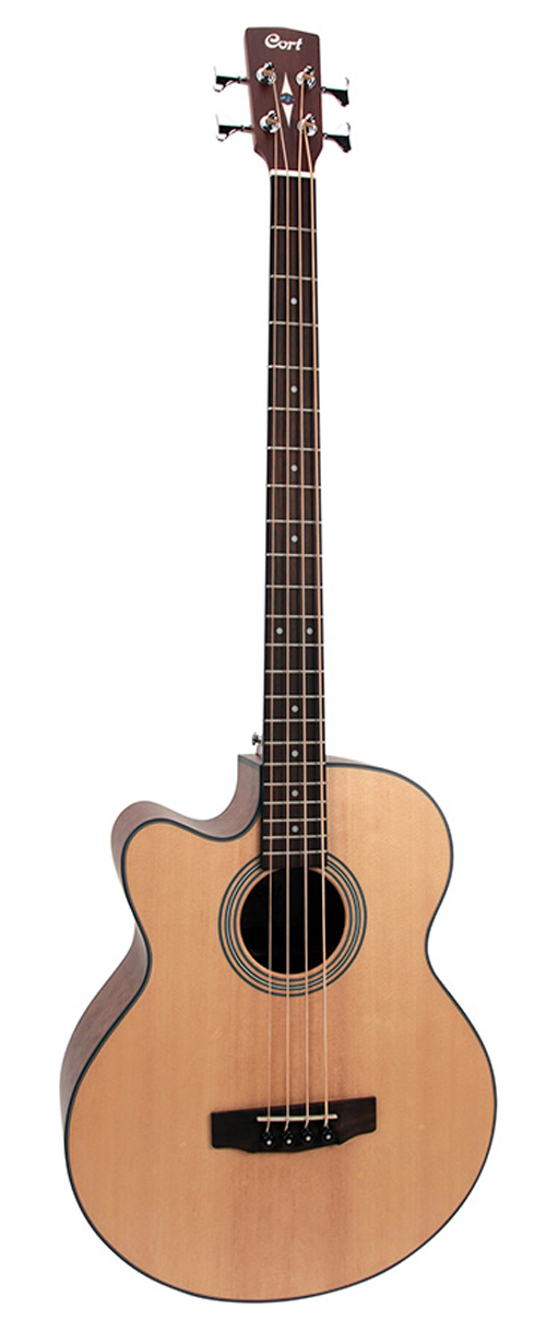 Cort Gaucher Sjb5f Natural Satin