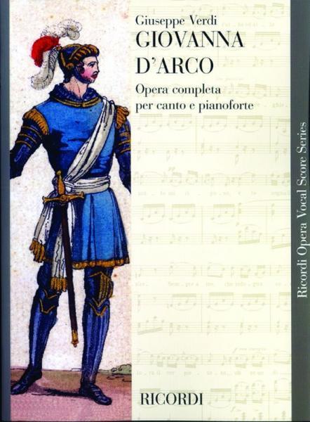 Verdi G. - Giovanna D Arco - Chant Et Piano