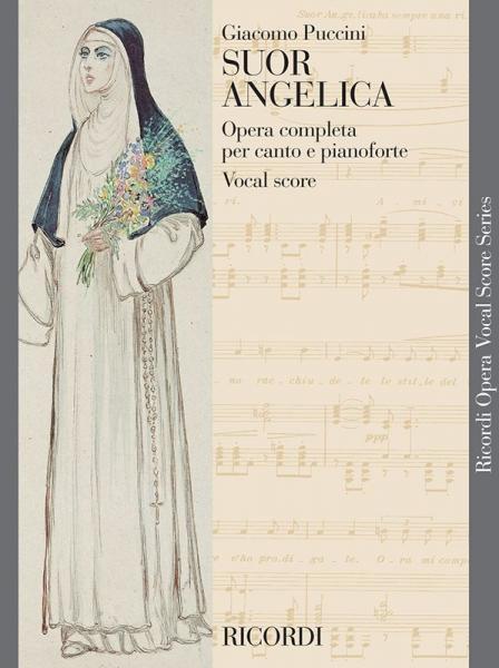 Puccini G. - Suor Angelica - Chant Et Piano