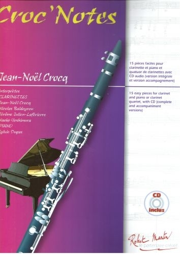 CROCQ J.M. - CROC'NOTES