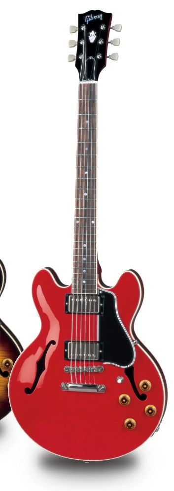 Gibson Custom Cs336 Faded Cherry