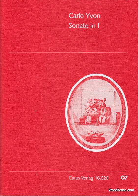 Yvon C. - Sonate Für Englischhorn