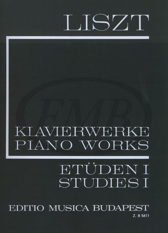 Liszt Franz - Studies Vol.1 - Piano