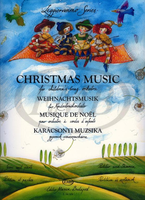 Christmas Music For Children - String Orchestra