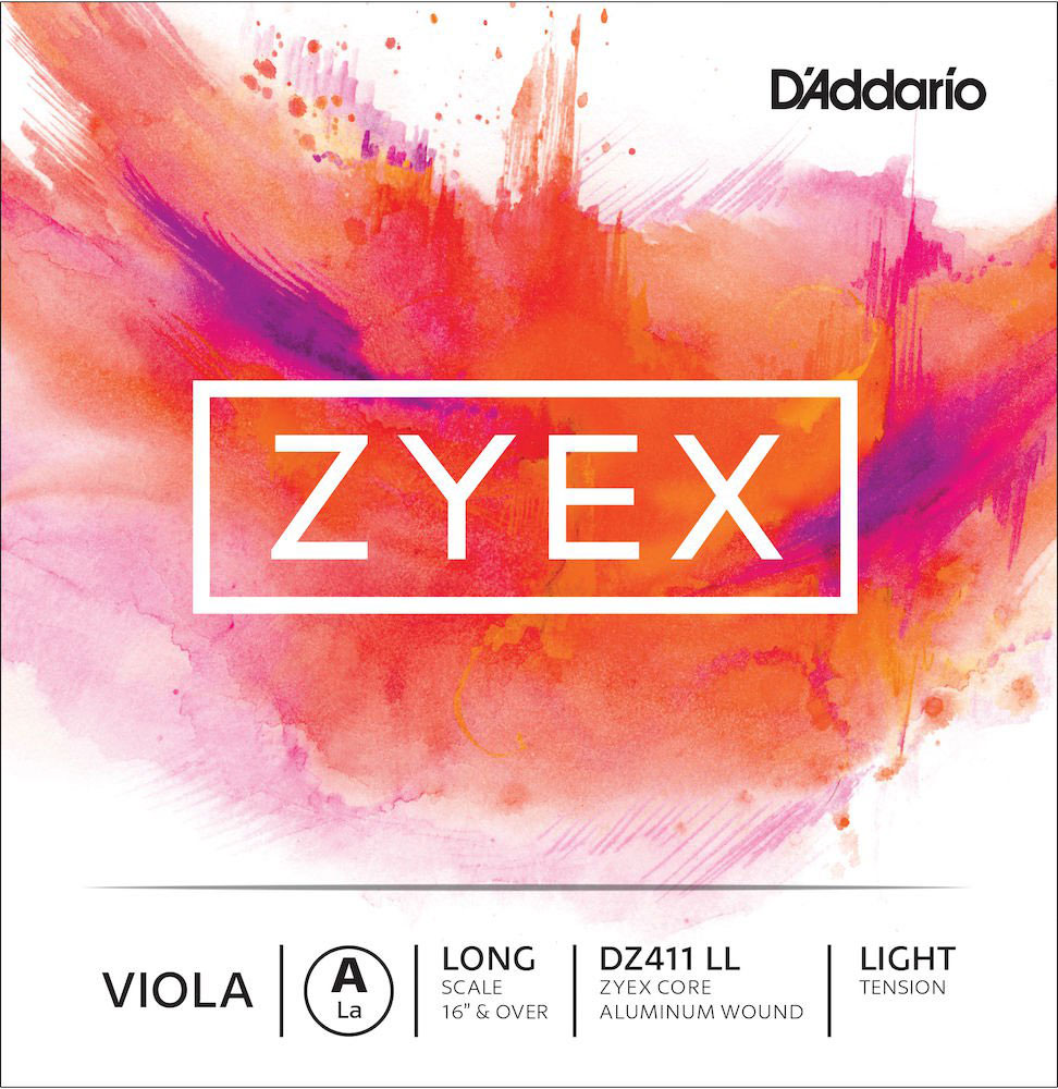 STRING ONLY (A) FOR VIOLA ZYEX