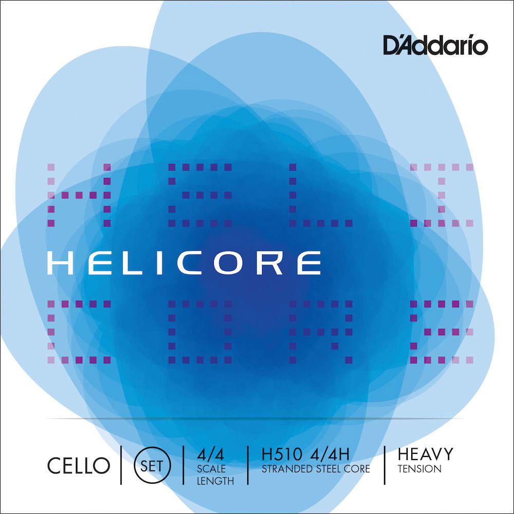 Daddario and co 44 helicore violoncelle jeu de cordes heavy