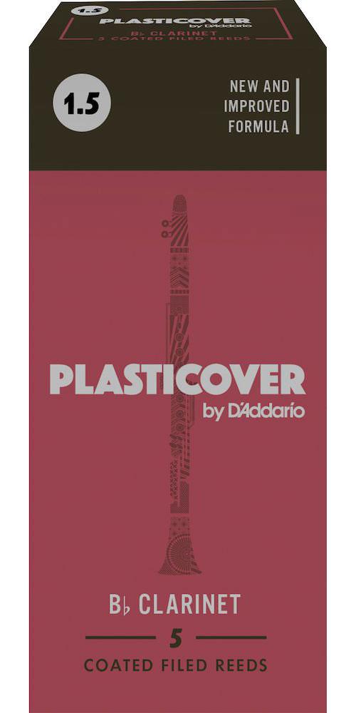 Rico Plasticover Anches Clarinette 1.5