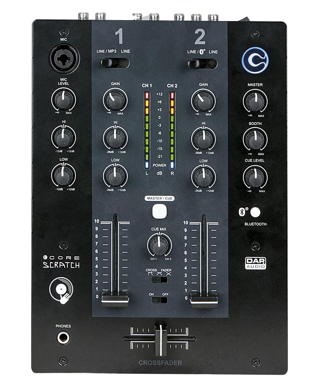Dap Audio Core Mix 3 Usb Dj Gear Buy Online Free Scores Com
