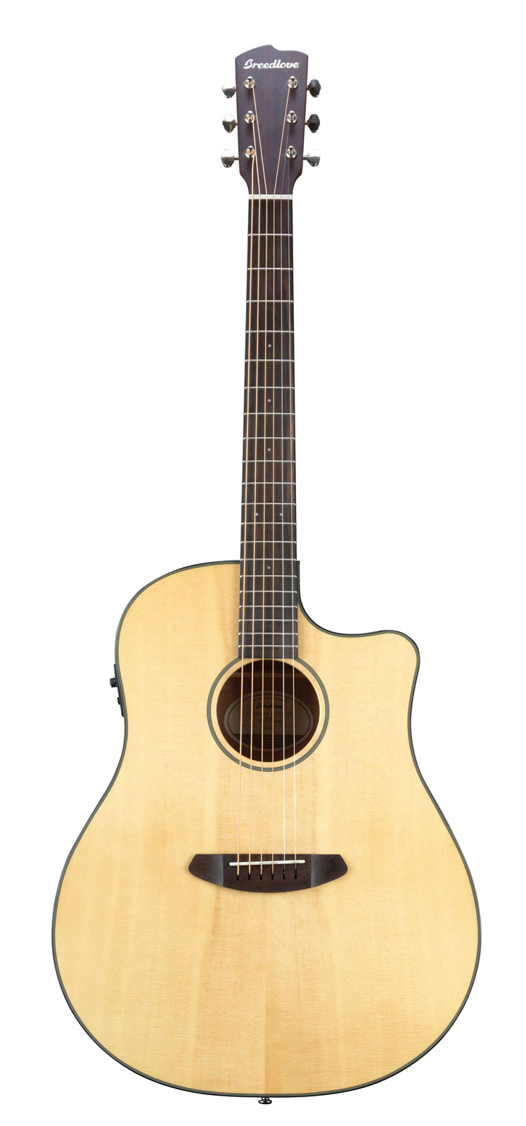 Breedlove Discovery Western Cw Fishman