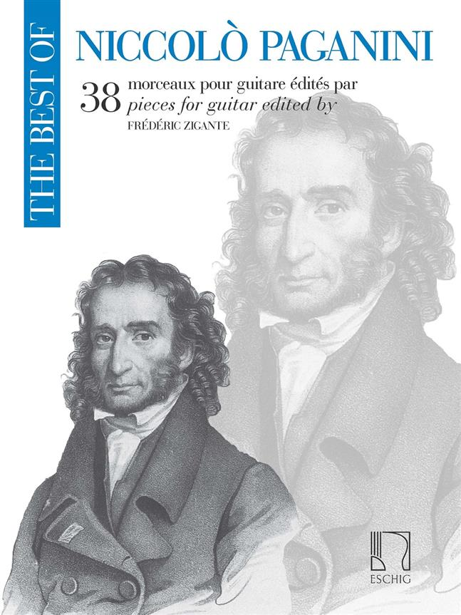 The Best Of Niccolo Paganini - Guitare