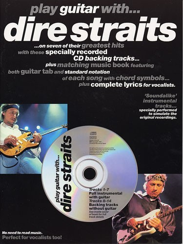 PLAY GUITAR WITH... DIRE STRAITS +CD