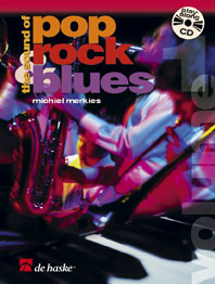 Sound Of Pop, Rock & Blues Vol.1 + Cd - Clarinette, Trompette, Saxophone Tenor