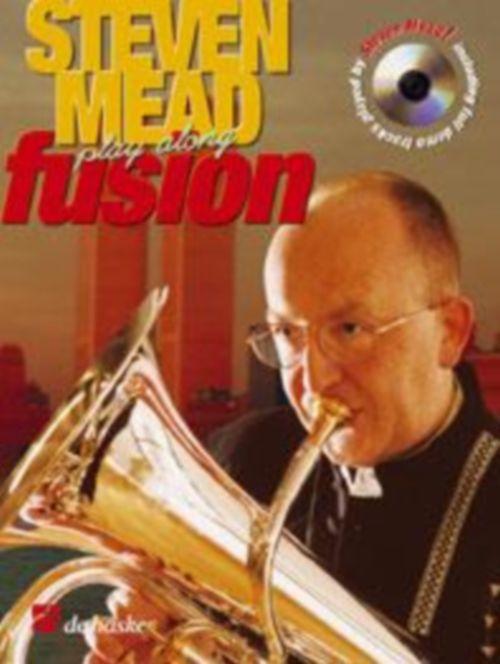 Steven Mead Play Along Fusion - Euphonium Bc/tc + Cd