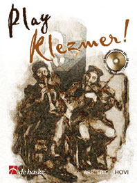 Play Klezmer! + Cd - Saxophone Alto