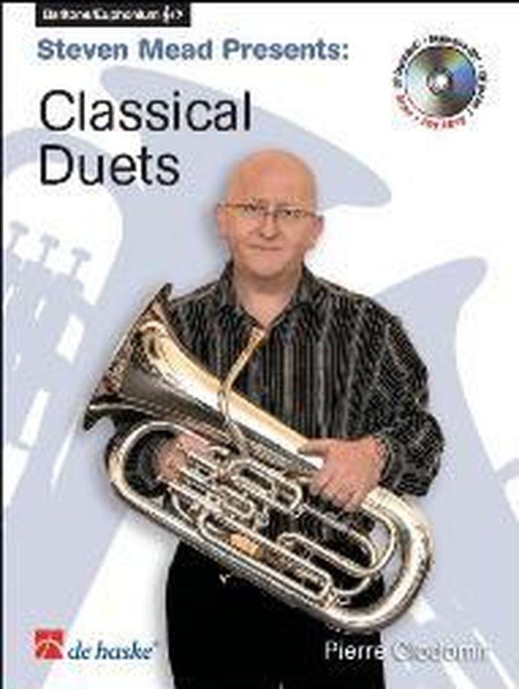 Clodomir P. - Classical Duets + Cd - Euphonium